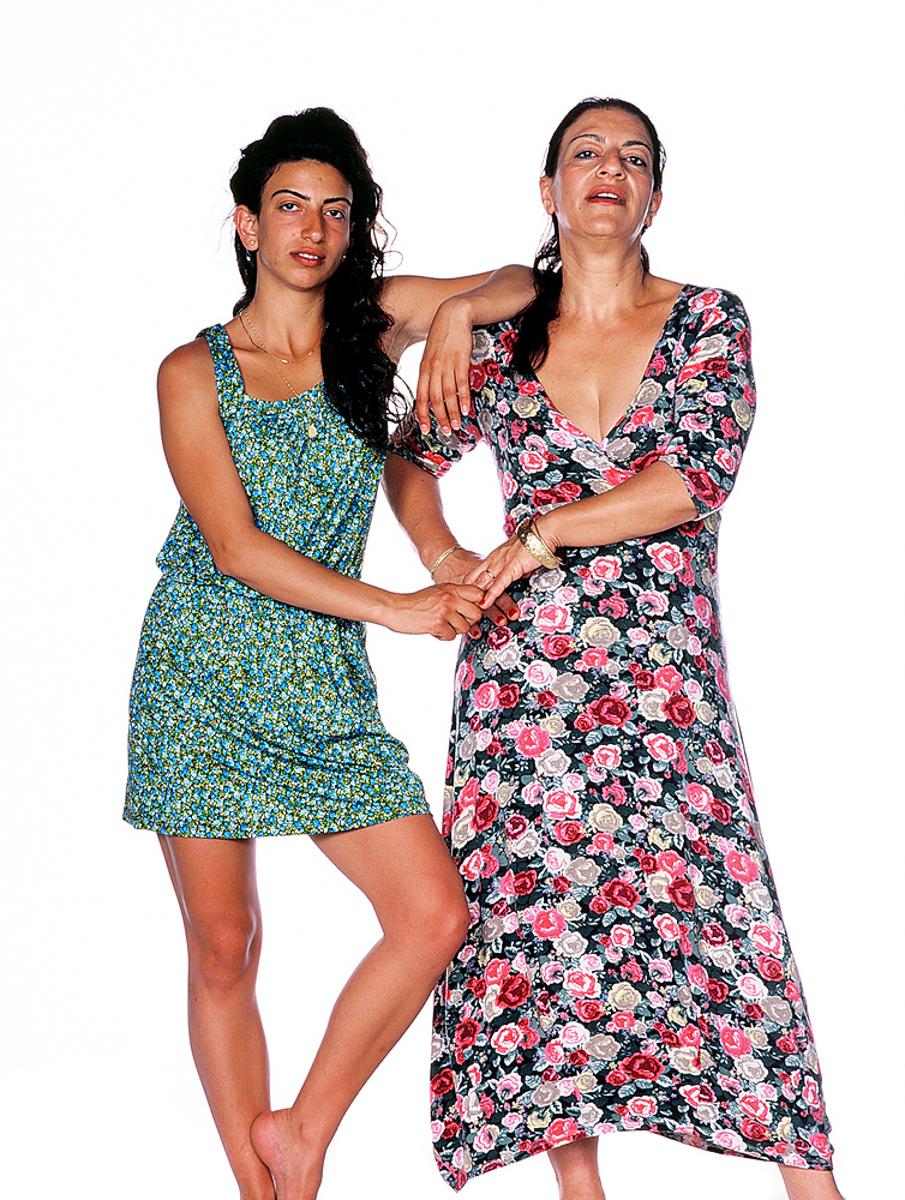 58_Tamar Avni Two women Bar Zakai 2011. 4.jpg