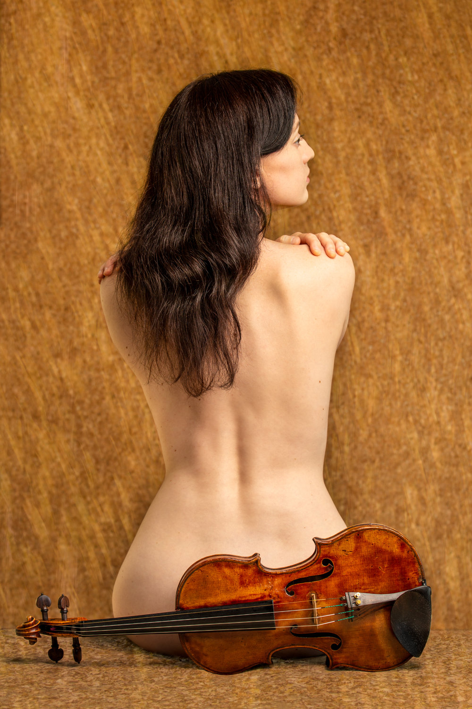 Maria_Rosenblatt_Nude Musicians. Violinist.jpg