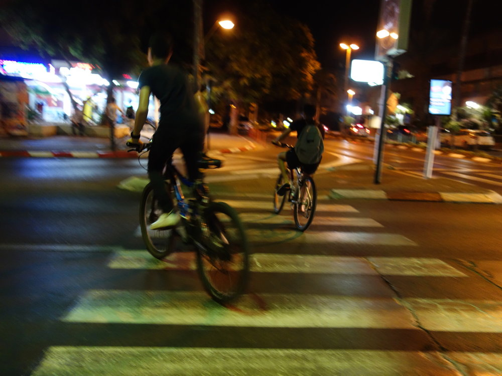 Carole_Glauber_My Neighborhood.Night Riders_6.jpg