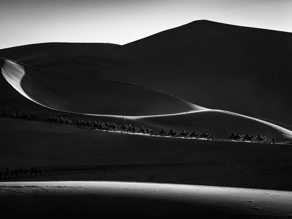John_Eaton_Along The Silk Road.jpg