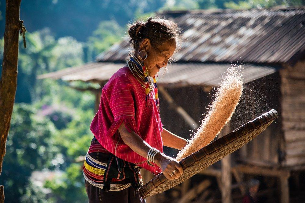 43_Kathleen_Gerber_Winnowing Rice.jpg