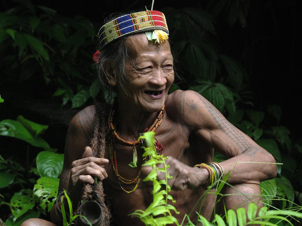 Ranjan_ramchandani_Candid Portriat of a Mentawai tribesman.jpg
