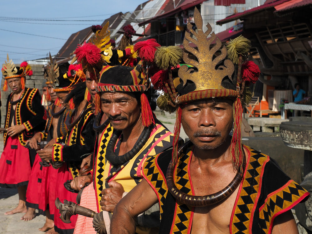 Ranjan_Ramchandani_The Nias tribalwarrior dancers.jpg