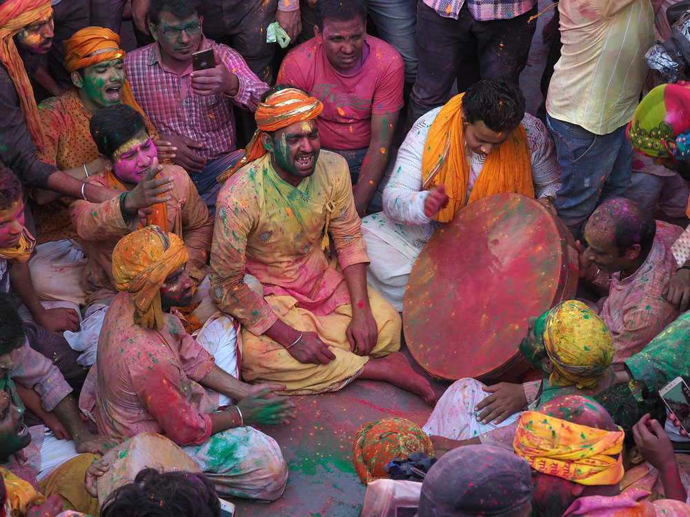 Ranjan_Ramchandani_Festivities at Holi.jpg