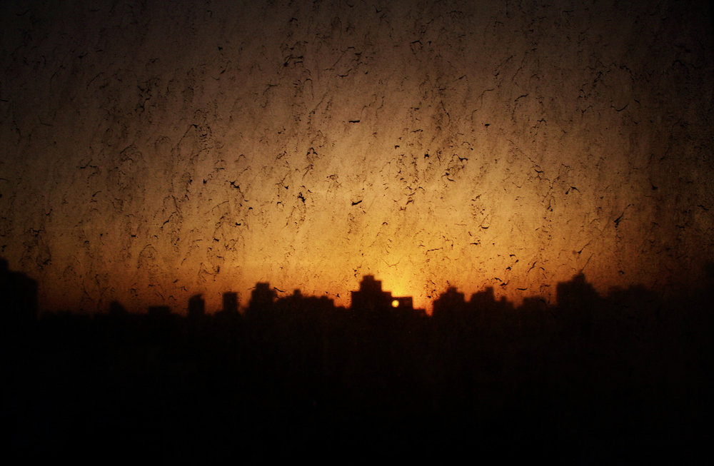 Laura_El-Tantawy_In the Shadow of the Pyramids_Sunset Through My Dirty Window_06.JPG