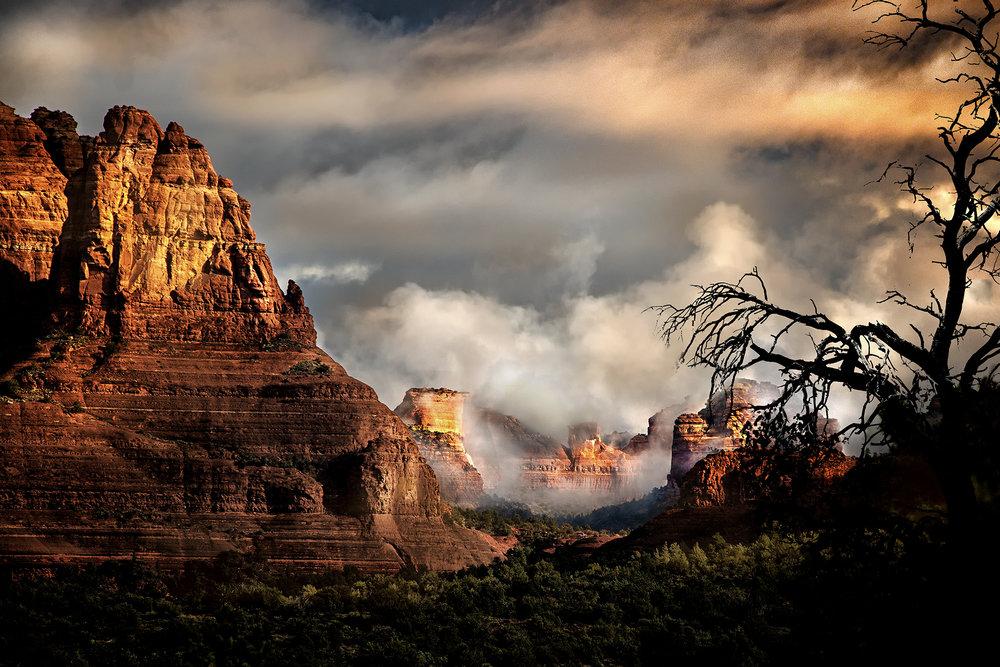 sharon m sturgis_The Mysterious Red Rocks of Sedona.jpg