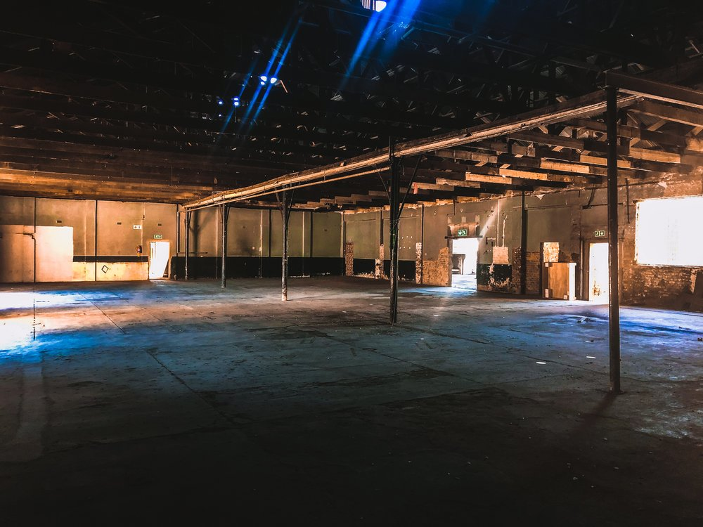 The Warehouse 710m2