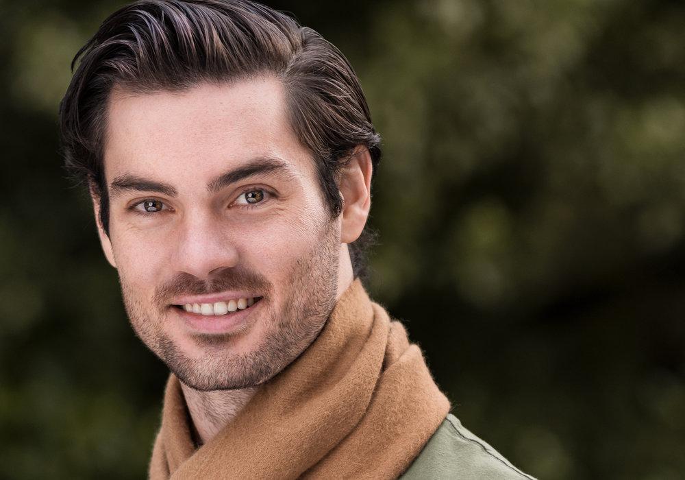 Melbourne headshot portrait photography