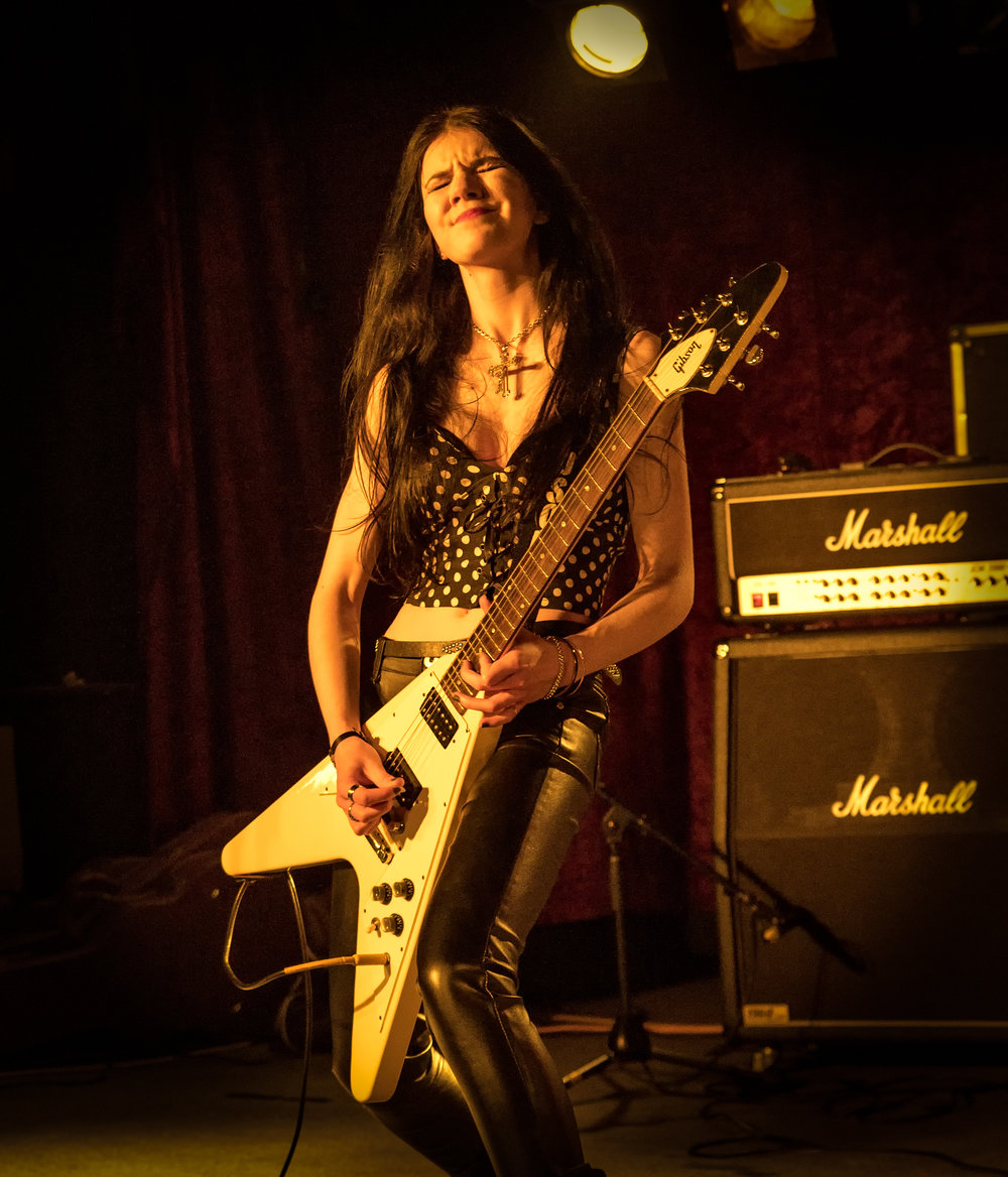 Angelica Zahra