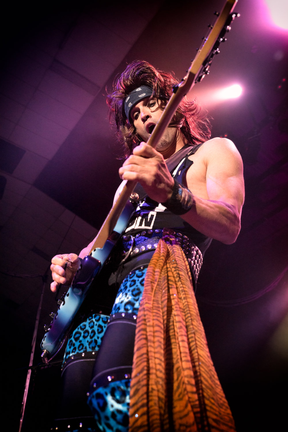 "Russ Parrish (""Satchel"")"