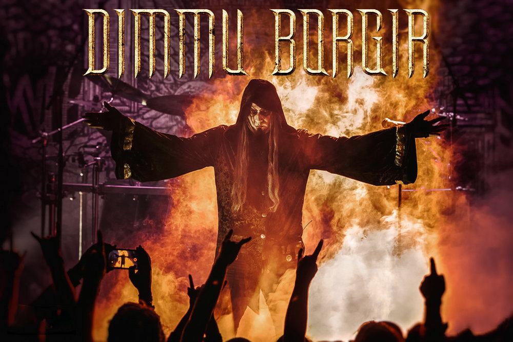 DIMMU BORGIR  - Live in Melbourne - 16/10/18