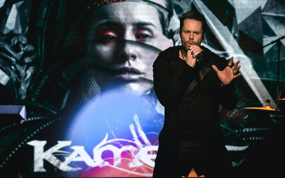 KAMELOT  - Live in Melbourne - 4/12/18