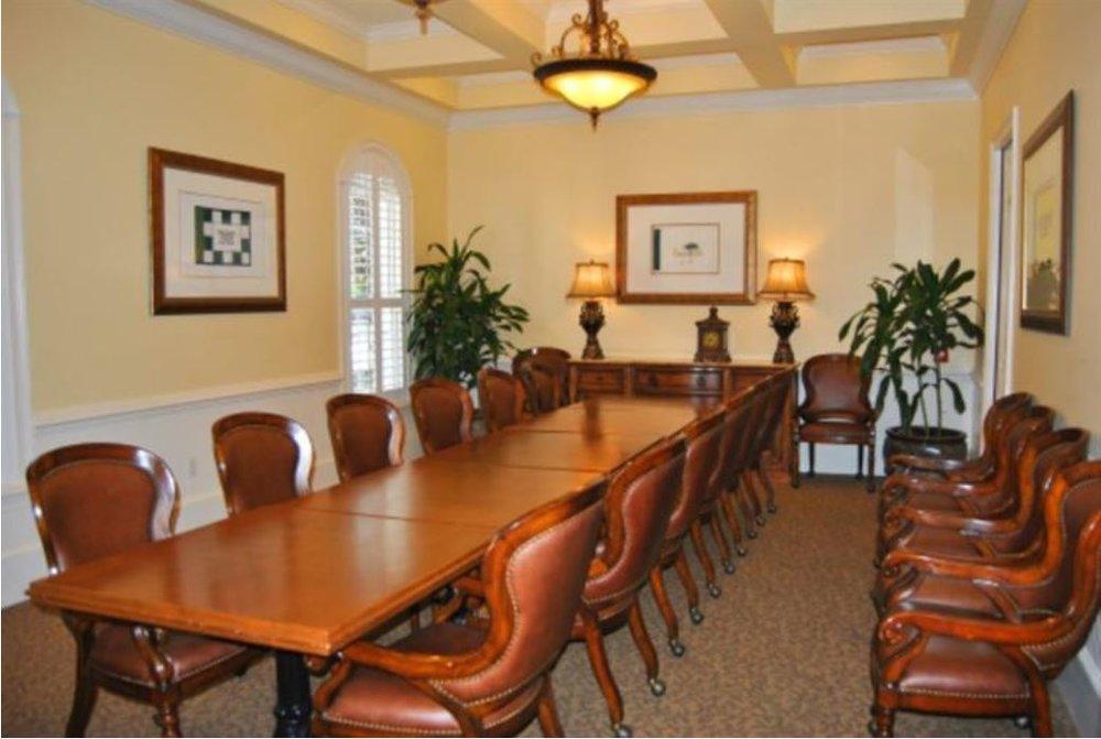 The Fazio Room - Sq Ft ............... 660Theatre ........... 50U-Shape ......... 30Classroom ...... 40Seated ............ 40Reception ...... 50