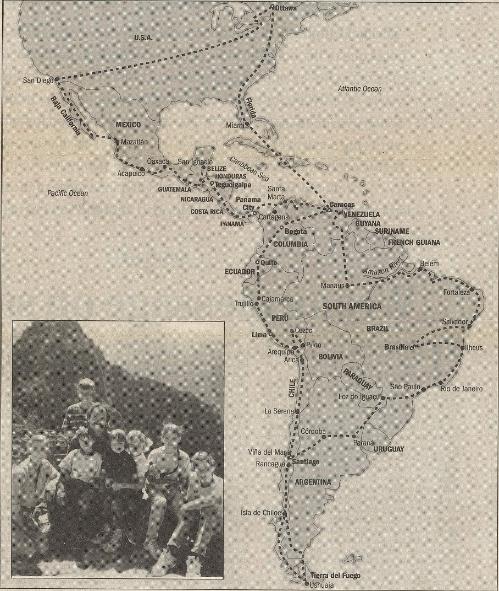 Aventure Familial en Amérique du Sud