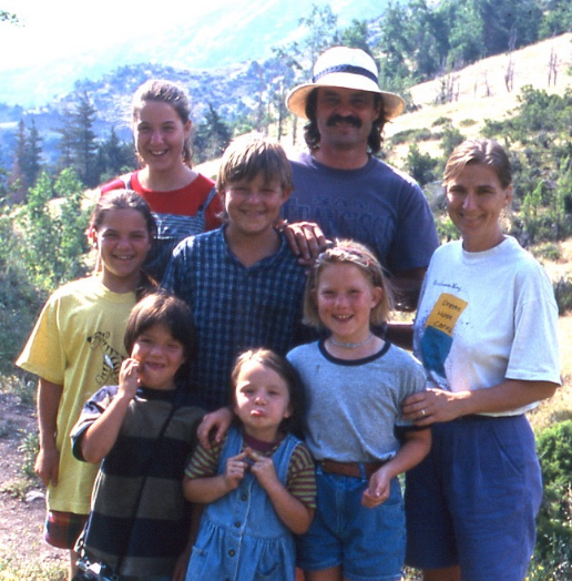 South American family adventure