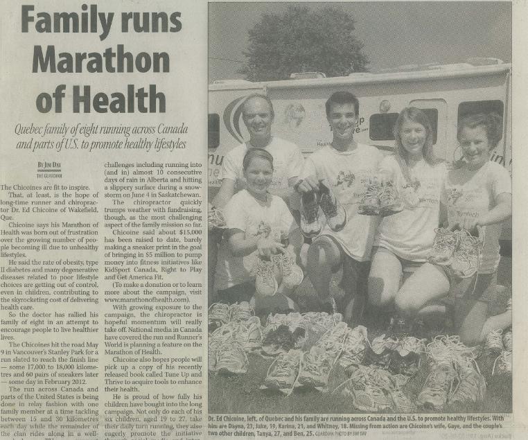 Marathon de Santé