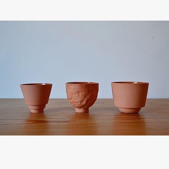 The Terracotta's 🌋 #terracotta #pots #mugs #ceramics