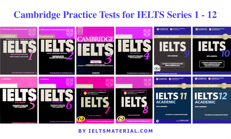 IELTS recommended reading list