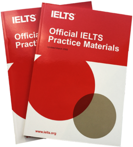 IELTS preparation books