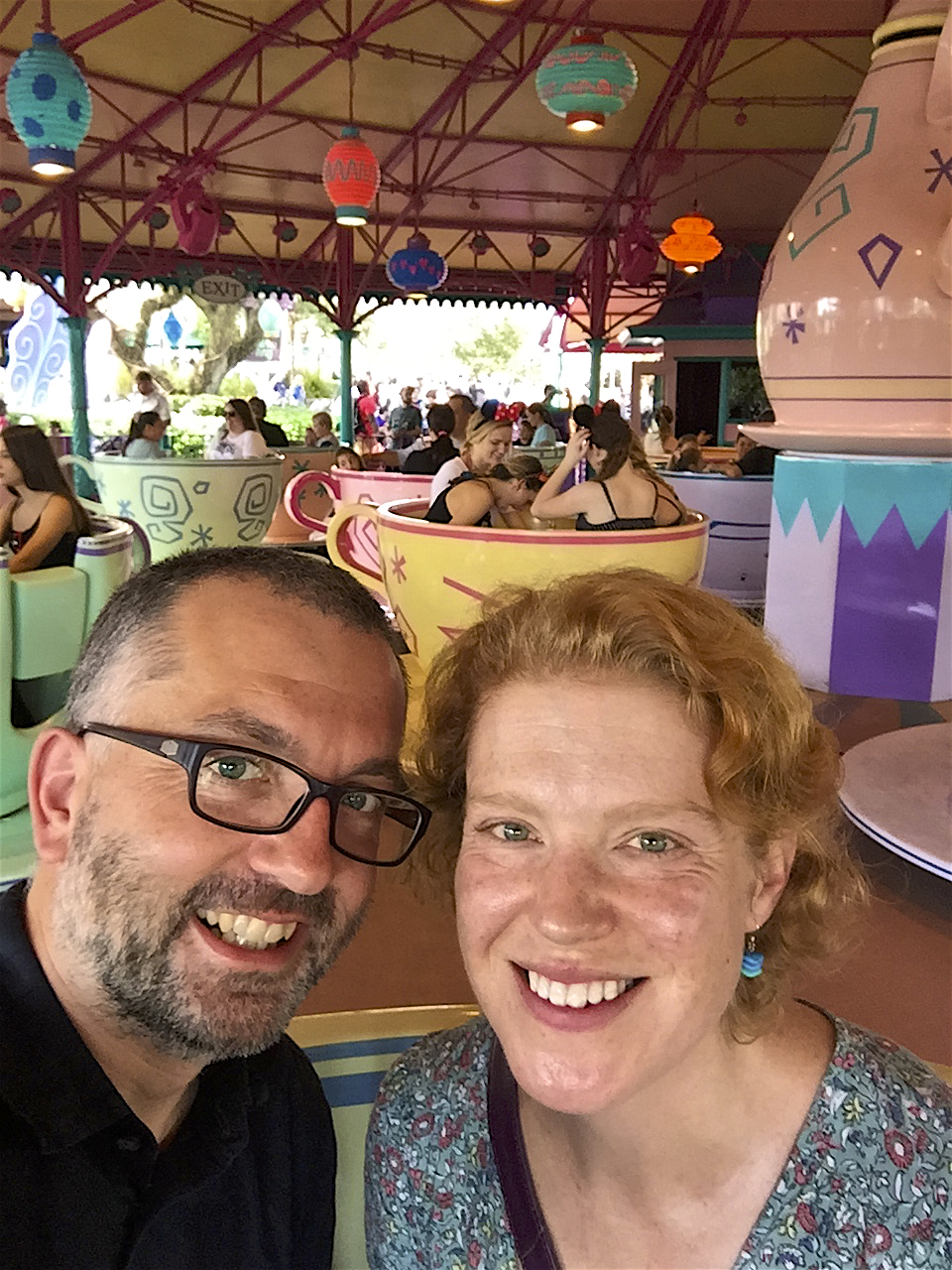 - After a busy but rewarding season with lots of fantastic guests, we enjoyed a well deserved holiday in America. We started off with a family wedding near Boston, then took a road trip south through 11 states, ending with a few days' fun at DisneyWorld!