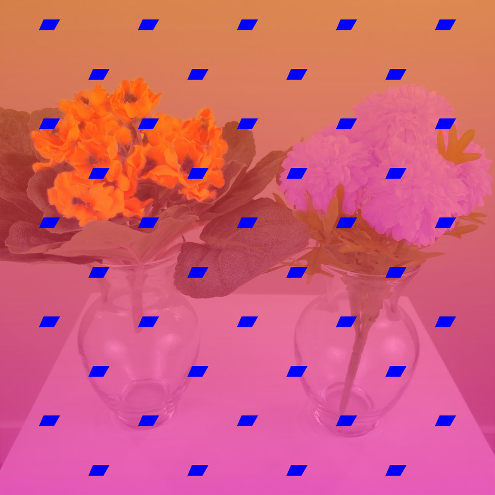 """Locke's Inverted Spectrum   2015  JPG  """"Simple ideas wouldn't be convicted of falsity if through the different structure of our sense-organs it happened that one object produced in different men's minds different ideas at the same time—for example, if the idea that a violet produced in one man's mind by his eyes were what a marigold produced in another man's, and vice versa."""" - John Locke,  An Essay Concerning Human Understanding,  1689"""