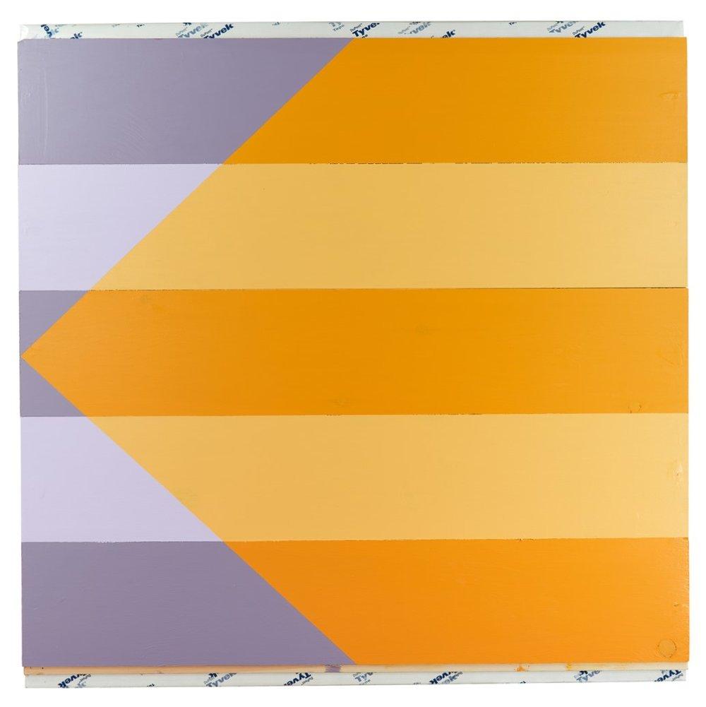 Devine Starlight, Orange Ice, Pumpkin Custard, Sassy Lilac (Valspar).jpg