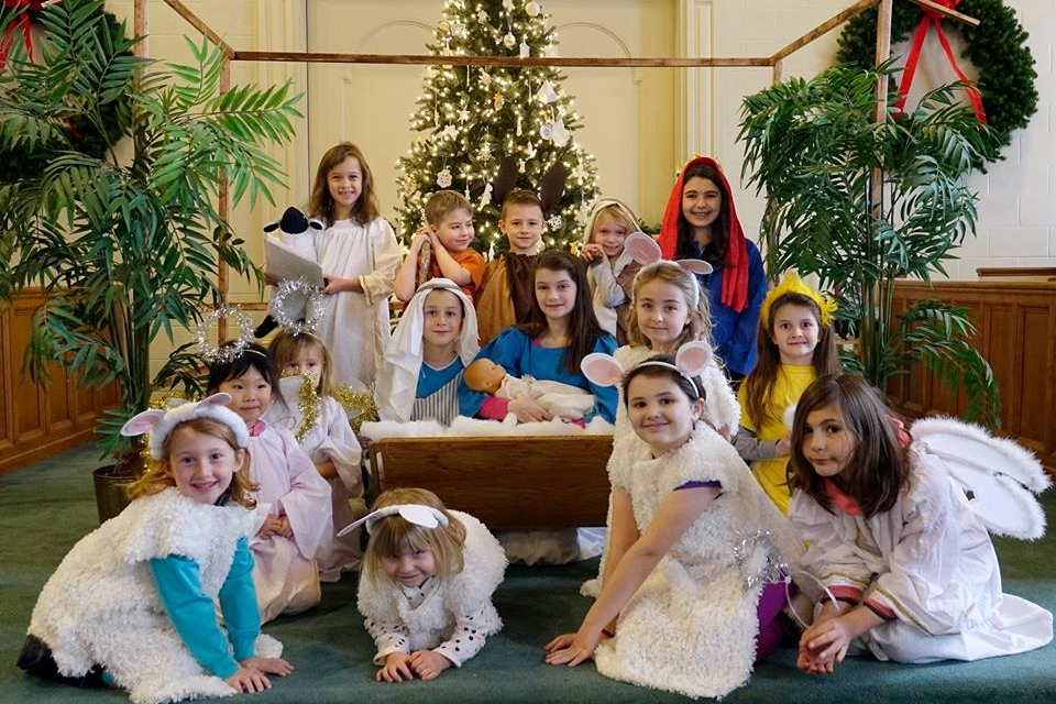United Church of Pittsford Christmas Pageant
