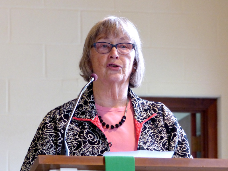 Rev. Susan Maybeck, Pastor Emerita