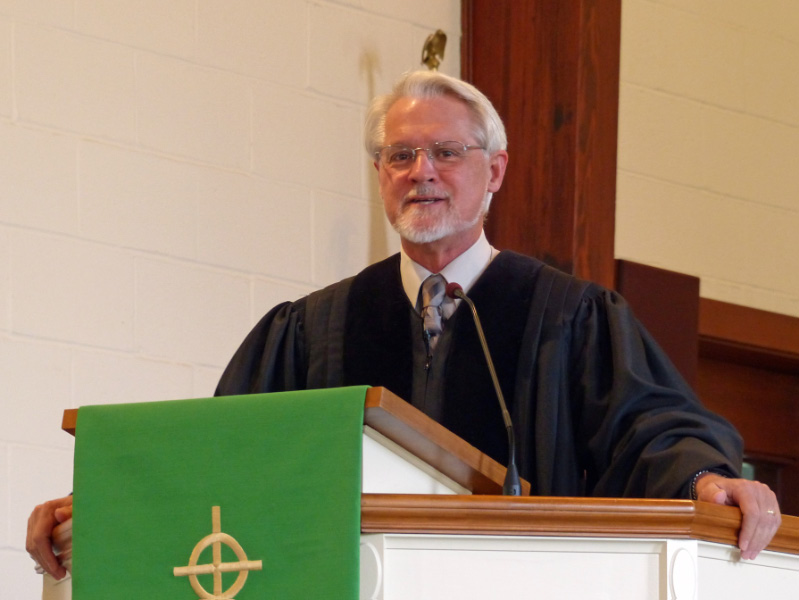 Rev. Dr. Jimmy Reader