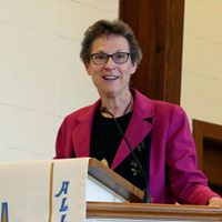 Rev. Joy Bergfalk
