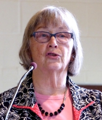 Rev. Susan Maybeck