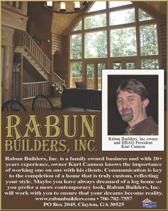 Georgia Builder - November 2008
