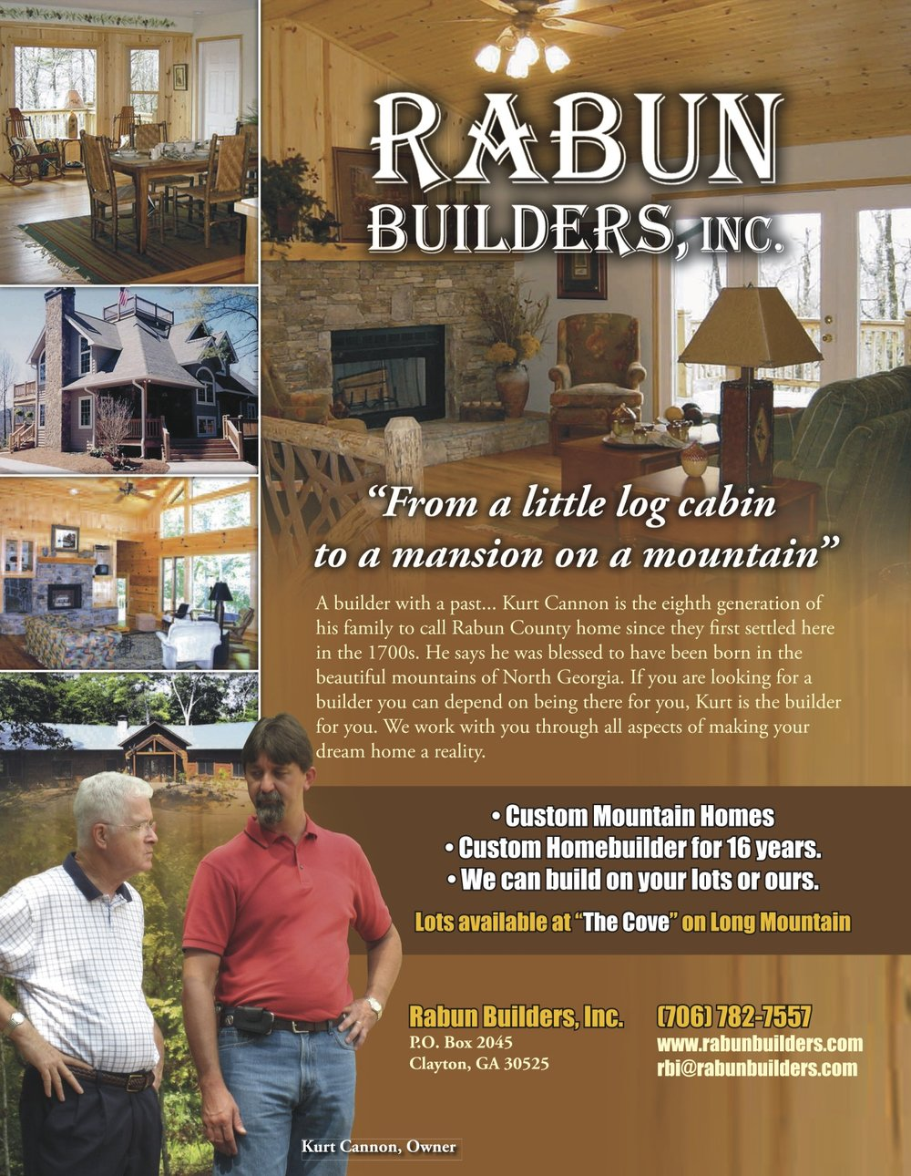 Georgia Builder - October 2006