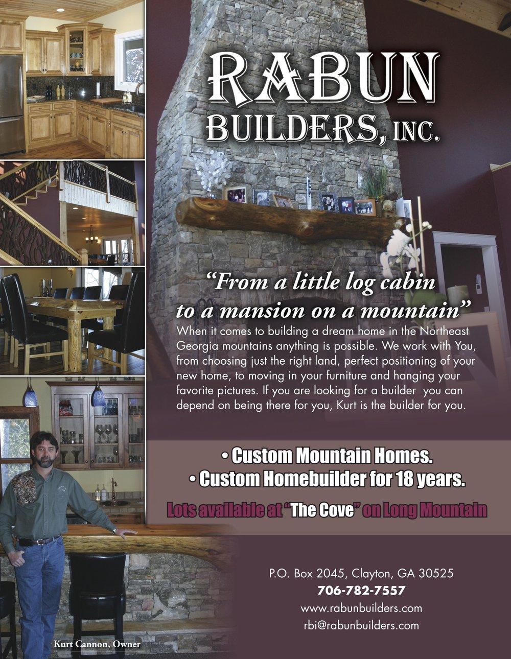 Georgia Builder - August 2007