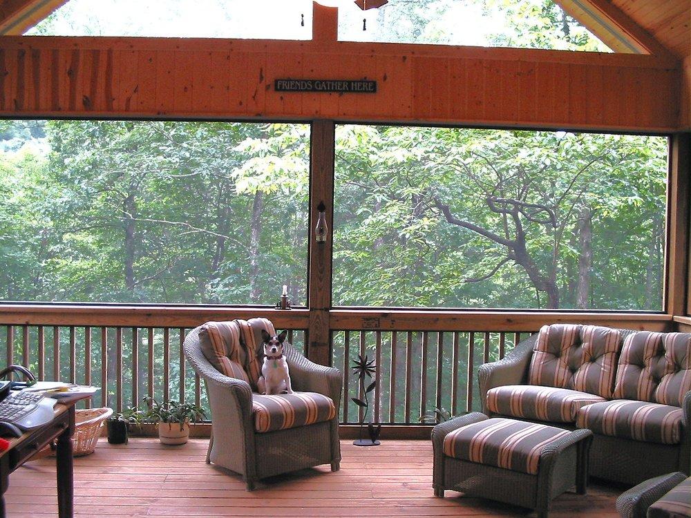 Daley Dog Porch 2003.jpg