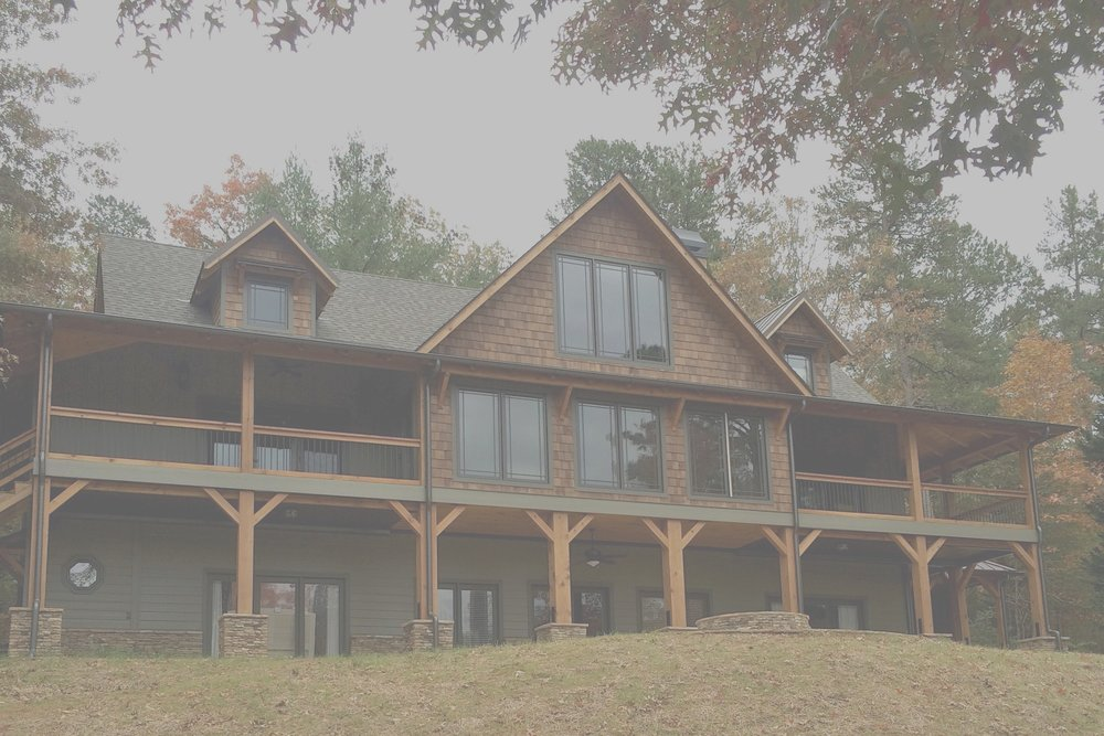 Lake Rabun Complete Home & Boathouse Remodel -