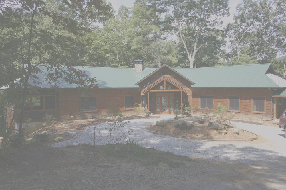 TimberbluffHand Hewn Log Home -