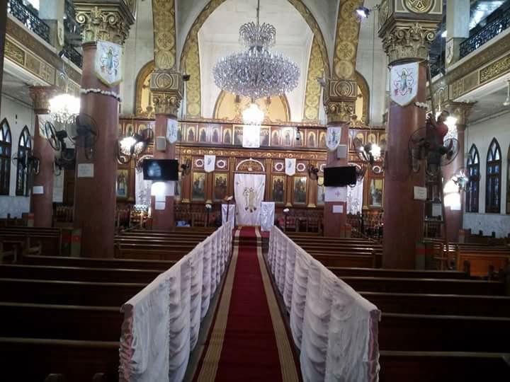 St. George Parish in Shubra