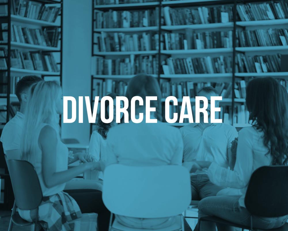 Divorce Care es un programa diseñado para las personas divorciadas, separadas o en proceso de divorcio.