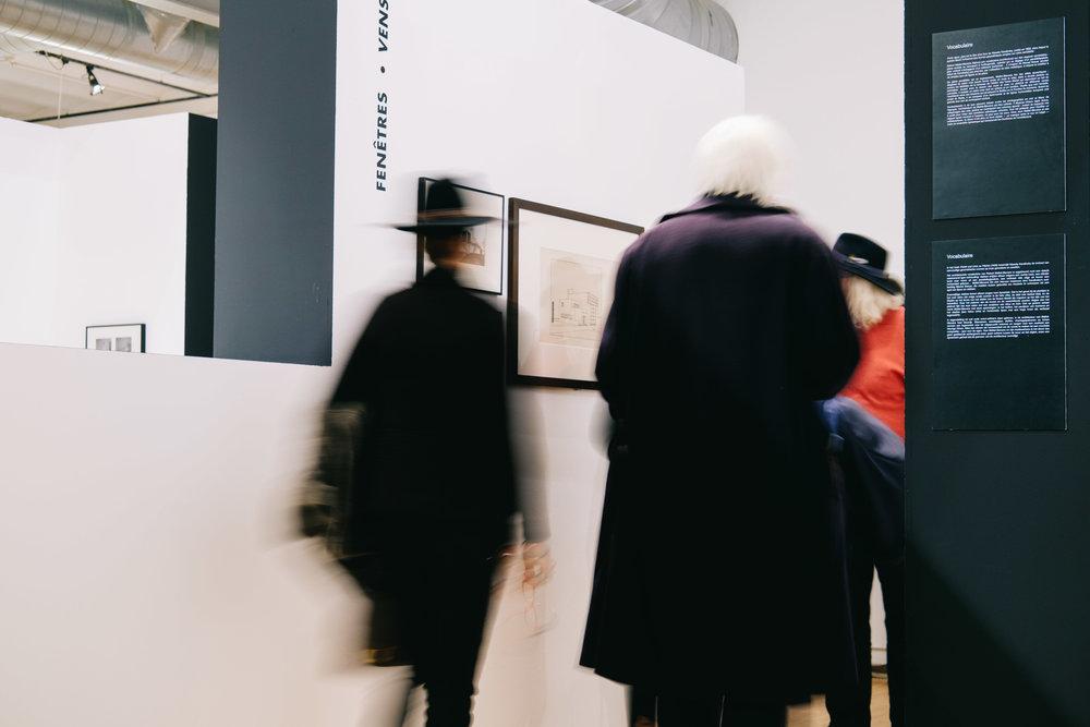 Fondation CIVA // Expo Rob Mallet-Stevens