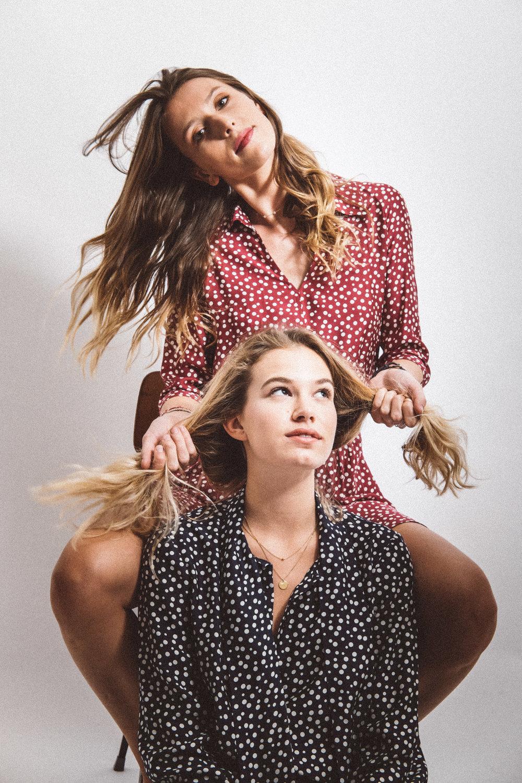 M// Victoria Mosseray & Chanelle van Tuijn Br// Mer du Nord sept 2017