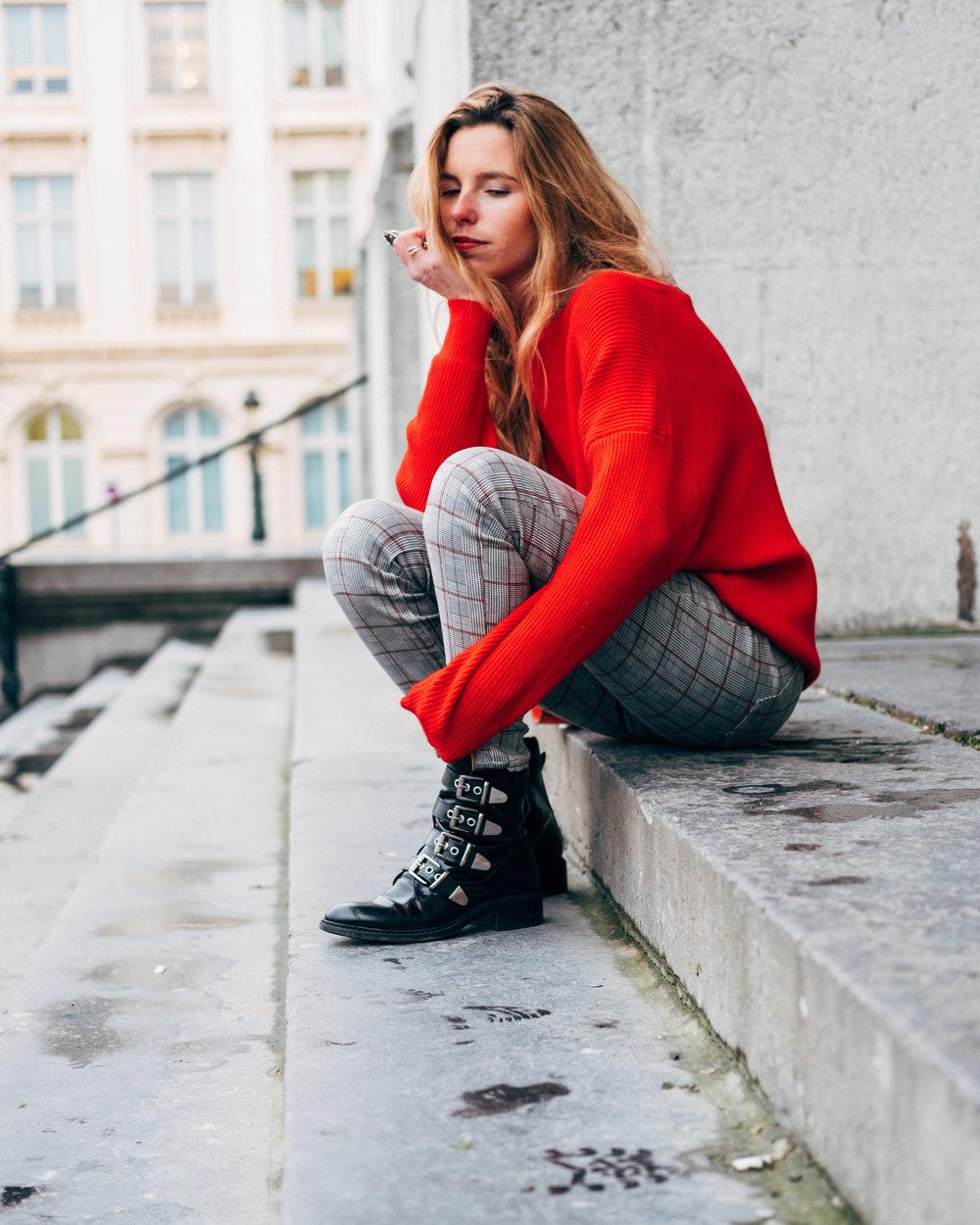 M// Estelle Raquez Br// Les Bourgeoises, Spring 2018