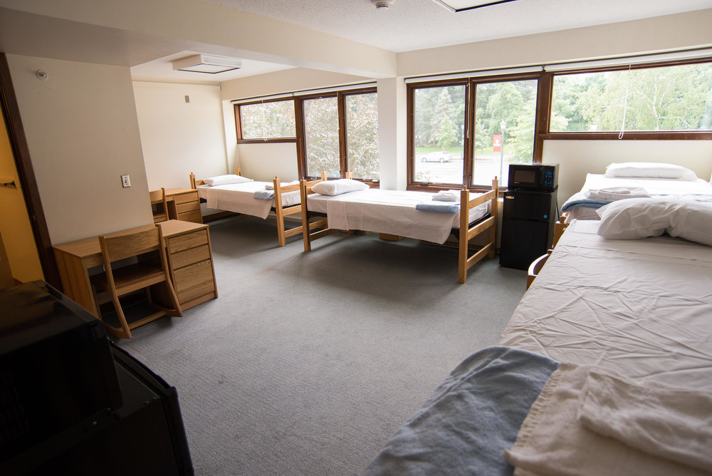 Photo Credit: Fairfield University. Dining Hall Camper Room Camper Room ... Part 55