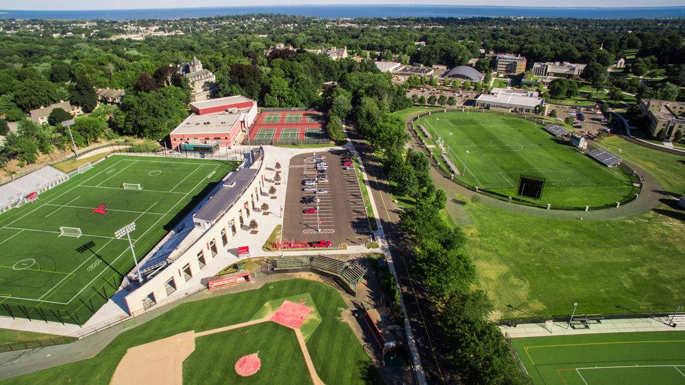 - Located at beautifulFairfield University in Fairfield, CT