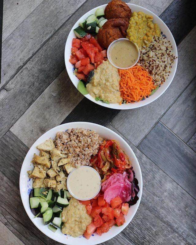 Post workout fuel - all gains, no pain 💪 • • • • • #eatlocalleaf #localleaf #eatlocal #becomealocal #saladsaresoyesterday #cleaneating #healthy #dailyfoodfeed #eatupnewyork #feedfeed #foodiesofinstagram #nycdining #foodiegram #instafood #realfood #f52grams #nyceats #nyceeeeeats #eastcoastfoodies #thedailybite  #nycfood  #thrillist #forkyeah #eater #orangetehory #shadowbox #rumble