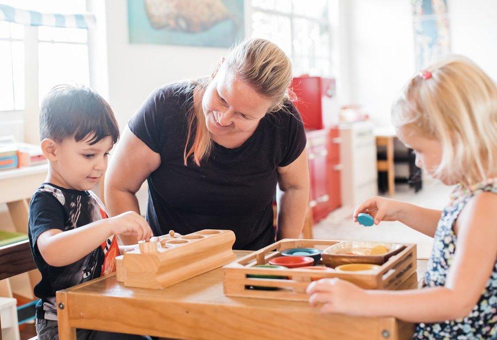 Clare teaching.JPG