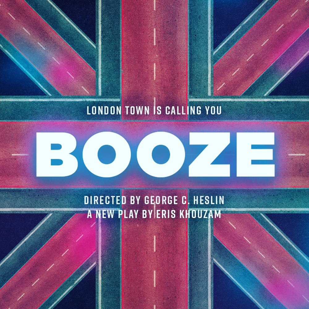 booze - Finty is currently performing in this new British play on Monday and Tuesday nights in August at The Churchill Tavern on 45 E 28th Street. Directed by George C. Heslin. www.boozetheplay.comPerformance Dates: August 9, 10, 13, 14, 20, 21, 27, 28