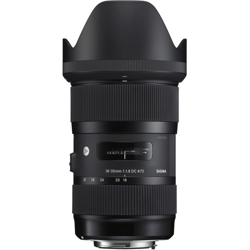 Sigma 18-35mm F/1.8 ART