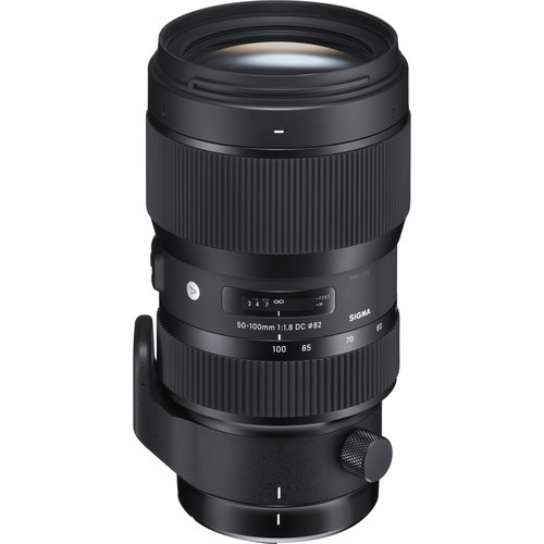 Sigma 50-100mm F/1.8 ART