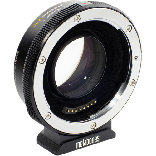 Metabones Speedbooster ULTRA 0.71x II - CANON EF to Micro Four Thirds